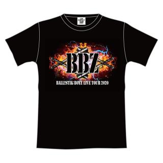 BBZ ツアーTシャツ IGNITION BLACK