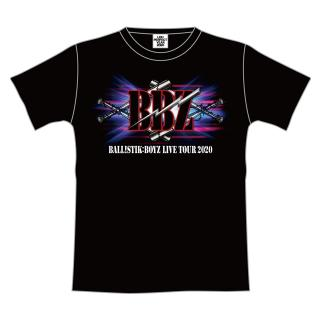 BBZ ツアーTシャツ IMAGINATION BLACK