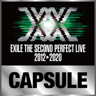 EXILE THE SECOND PERFECT LIVE CAPSULE IMAGINATION