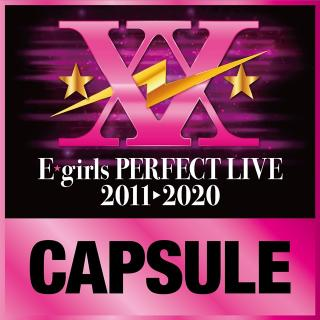 E-girls PERFECT LIVE CAPSULE IMAGINATION