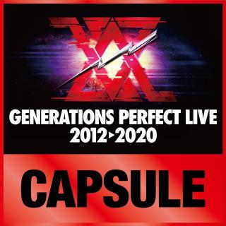 GENERATIONS PERFECT LIVE CAPSULE IMAGINATION
