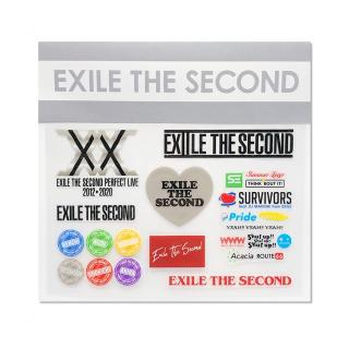 SOCIAL DISTANCE クリアステッカー EXILE THE SECOND