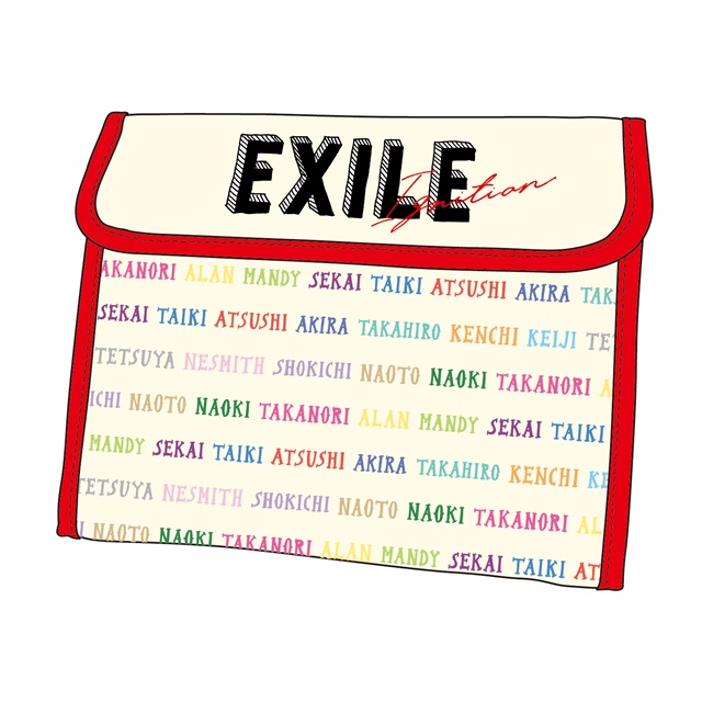 EXILE PERFECT LIVE マルチケース