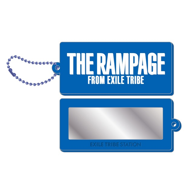 EXILE TRIBE STATION THE RAMPAGE キーホルダー